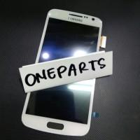 SPAREPARTS LCD TOUCHSCREEN SAMSUNG GALAXY PREMIER I9260 ORIGINAL WHIT