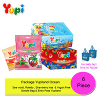 Package Yupiland Ocean 2019