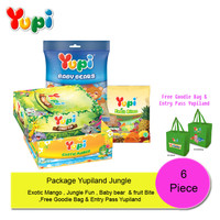Package Yupiland Jungle 2019