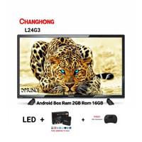 CHANGHONG L24G3 SMART TV BOX RAM 2GB ROM 16GB
