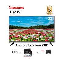 CHANGHONG 32H5T DIGITAL SMART TV BOX RAM 2GB ROM 16GB
