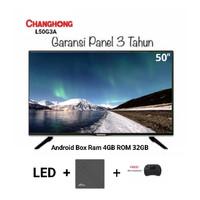CHANGHONG L50G3A SMART TV BOX RAM 4GB ROM 32GB FULL HD