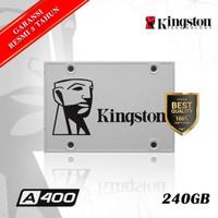 """SSD Kingston A400 240GB 2.5"""" Sata III"""