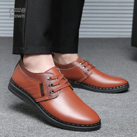 New Arrival... Men PU Leather Fashion Korea Shoes FLS-PX02@