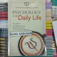BUKU PSYCHOLOGY FOR DAILY LIFE - IKA WAHYU DKK ns