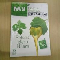 BUKU MY POTENTIAL BUSINESS - POTENSI BARU NILAM HASIL 5X LIPAT wr