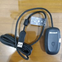 Xbox 360 Wireless Receiver for Windows PC Microsoft ORIGINAL SECOND