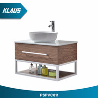 KLAUS NATHAN SERIES BATHROOM CABINET SET (kabinet kamar mandi)
