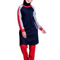 Setelan Baju Olahraga Muslimah