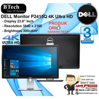 DELL Monitor P2415Q 4K Ultra HD