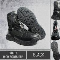 Oakley High Boots Rep. Black
