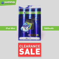 Hippo Baterai for iPad Mini 5800 mAh