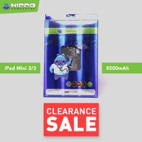 Hippo Baterai for iPad Mini 2/3 8500 mAh
