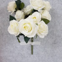 bunga mawar/bunga palsu/bunga dekorasi