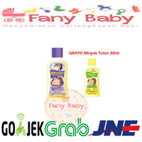 Air Mancur Minyak Telon Lavender 60ml Free 30ml Minyak Telon