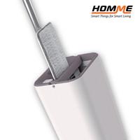 Homme Flat Mop HM-Z9 PLUS Alat Pel Pembersih Lantai