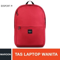 Exsport Decoy Laptop Backpack - Maroon