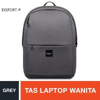 Exsport Decoy Laptop Backpack - Grey