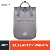 Exsport Glance Laptop Backpack - Grey