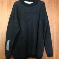 ORIGINAL Unisex OFF WHITE KNITWEAR Sweater