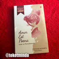 Novel AMOR EST POENA - LOVE IS PUNISHMENT (Stephanie Budiarta)