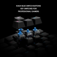 GAMESIR Z1 Kailh Gaming Keypad for Mobile PC One-handed RGB Blacklight