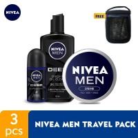 NIVEA MEN Travel Pack