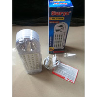 Lampu Emergency 36 SMD Led Rechargeable 4 Jam - Surya SQL L4301N