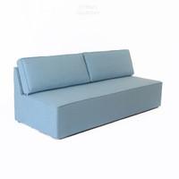Opier Three Seater Sofa