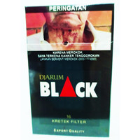 Rokok Djarum Black 16