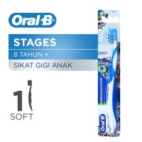Oral B Sikat Gigi Stages 4