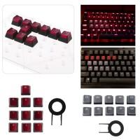 10Pcs Pak Keycaps Keyboard Mekanik untuk Corsair K70 K65 K95 g710 RGB