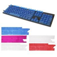 Rein Keycaps 104 Tombol Kosong Bahan ABS untuk Keyboard Gaming OEM MX