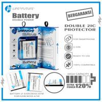 Batre / Battery / Baterai LF Evercoss A74F