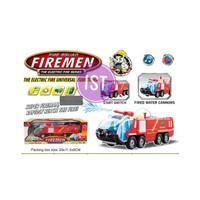 Mainan Anak Mobil Pemadam Kebakaran Fire Squad Firemen No.SY733