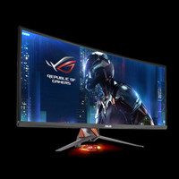 """Monitor Gaming ASUS ROG Swift Curved PG348Q - 34"""" Ultra-wide 21:9 QHD"""