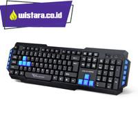 ALCATROZ Keyboard Gaming Xplorer M550 Combo Mouse X-Craft V666 RGB