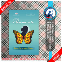 Novel Rumanti Bukan Perempuan Biasa Novel Terbaik Ready Stok Baru ORI