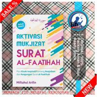 Buku Aktivasi Mukjizat Surat Al-Fatihah buku Islam Ready Stok Baru