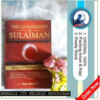 Buku The Leadership of Sulaiman Penulis Ibnu Mas'ud Ready Stok Baru