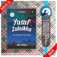 Buku Yusuf Zulaikha Ready Stok Original Best Seller