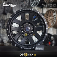 Velg Mobil Lenso Max-7 Ring 18 Black