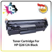 Toner Cartridge Compatible HP 12A Q2612A - HP 1010 FX-9 FX-10 CRG 104