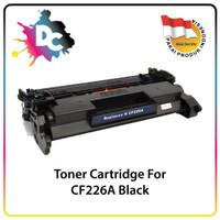 Toner Cartridge Compatible HP 26A CF226A