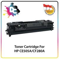 Toner Cartridge Compatible HP 05A CE505A / 80A CF280A
