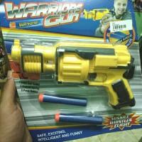 Mainan Pistol (Tembakan) Nerf KW Warriors Guns