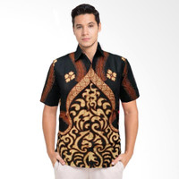 Kemeja Batik Motif Mustika