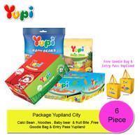 Package Yupiland City 2019