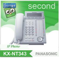 Panasonic IP Phone KX-NT343 Telephone