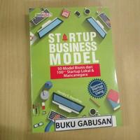 BUKU STARTUP BUSINESS MODEL - 50 MODEL BISNIS DARI STARTUP wr